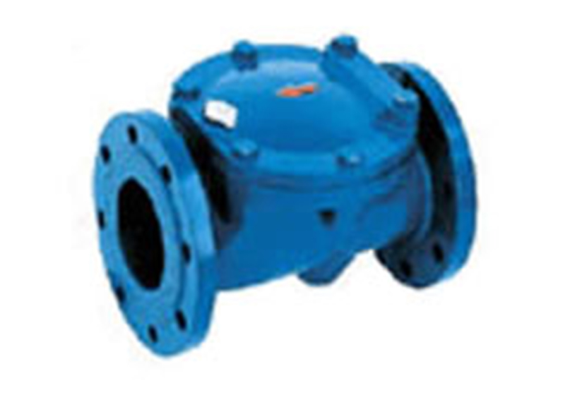 Rubber Covered Disc Type Non-return Valve(HX44)
