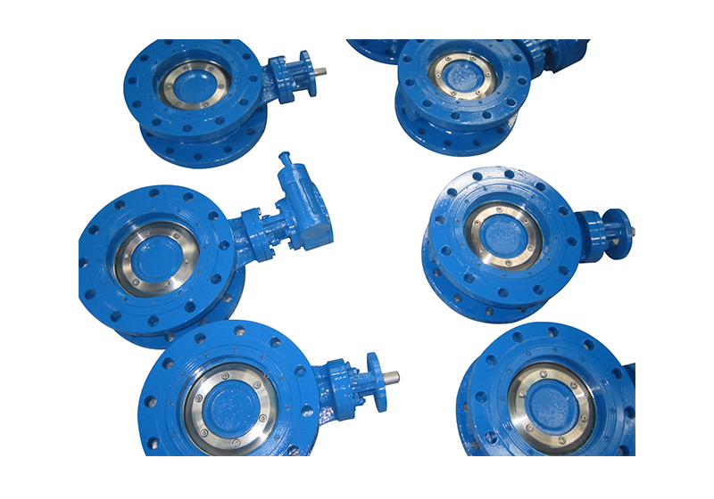 Manually operated butterfly  valve