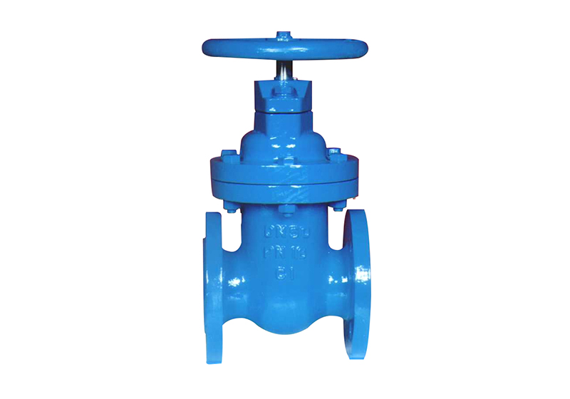 Resilient Seated gate valve e