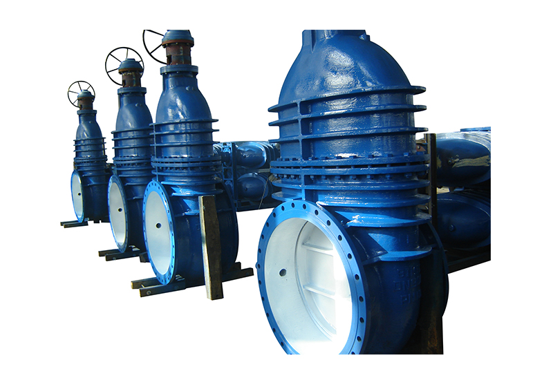 non-rising stem metal seat gate valve
